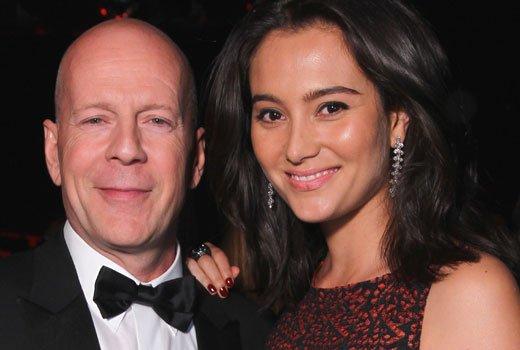 Bruce Willis' family - spouse Emma Heming-Willis