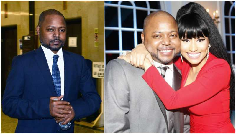 Nicki Minaj's siblings - brother Jelani Maraj