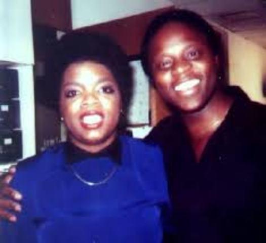 Oprah Winfrey's siblings - half-brother Jeffrey Lee