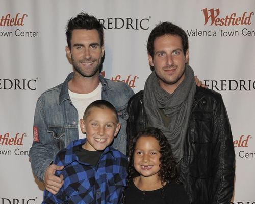 Adam Levine's siblings