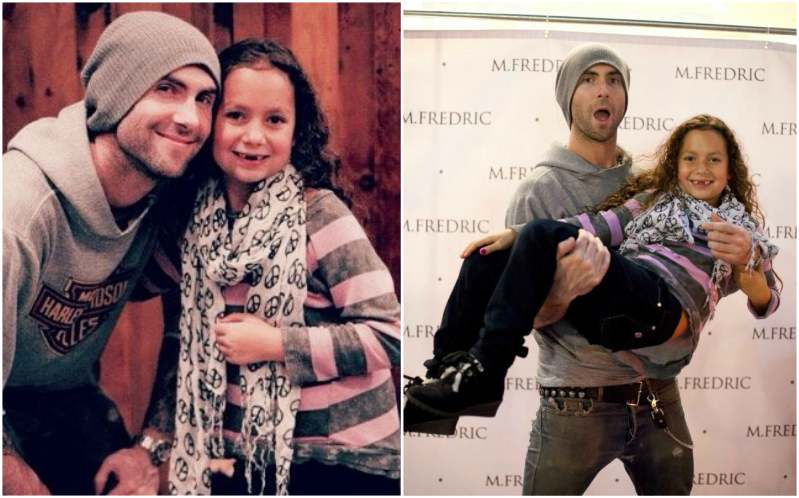 Adam Levine's siblings - half-sister Liza Levine