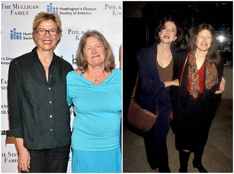 Annette Bening's siblings - sister Jane Bening