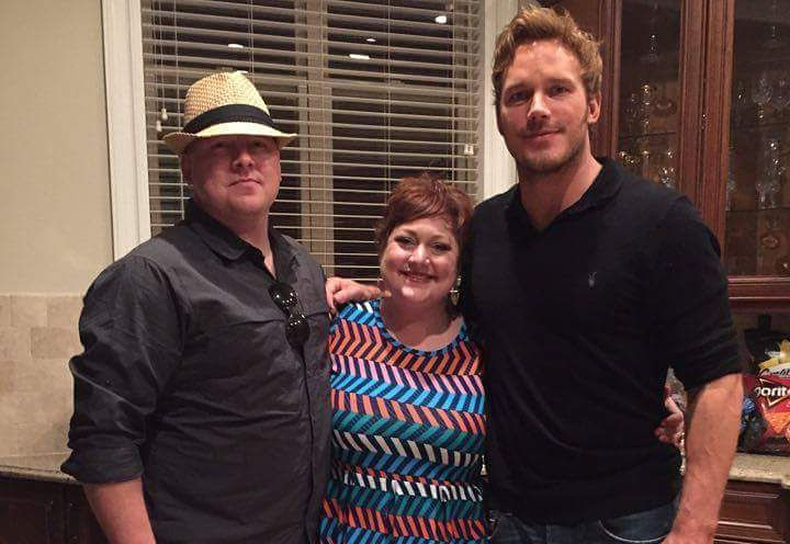 Chris Pratt's siblings
