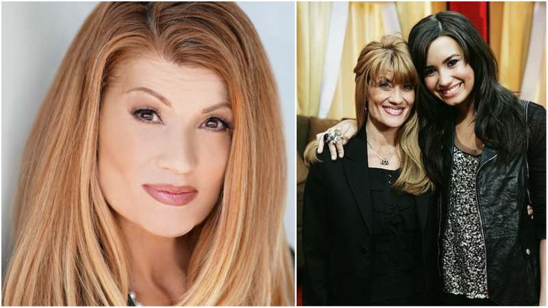 Demi Lovato's family - mother Dianna De La Garza