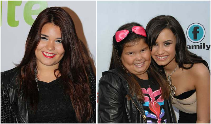 Demi Lovato's siblings - half-sister Madison De La Garza