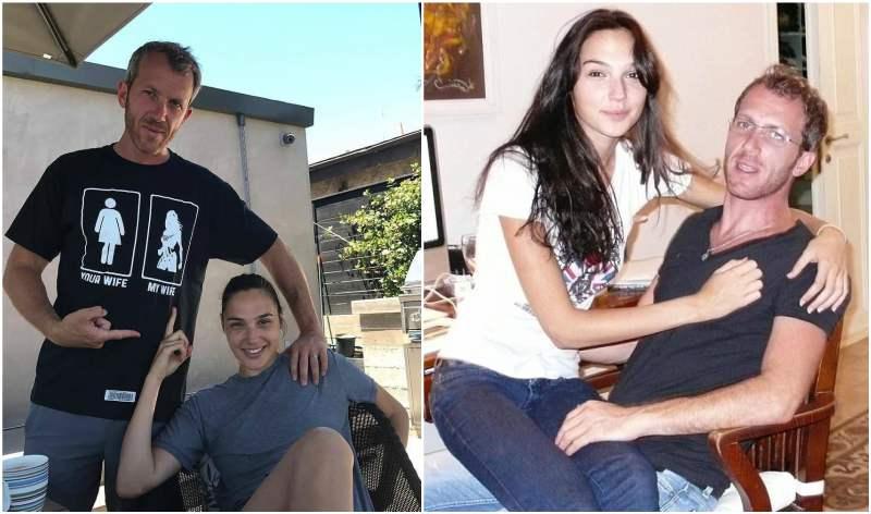 Gal Gadot's family - spouse Yaron Versano