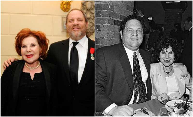 Harvey Weinstein's family - mother Miriam Weinstein