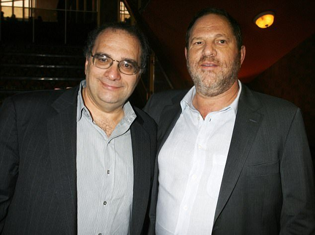 Harvey Weinstein's siblings - brother Bob Weinstein