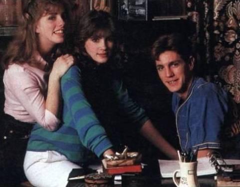 Julia Roberts' siblings
