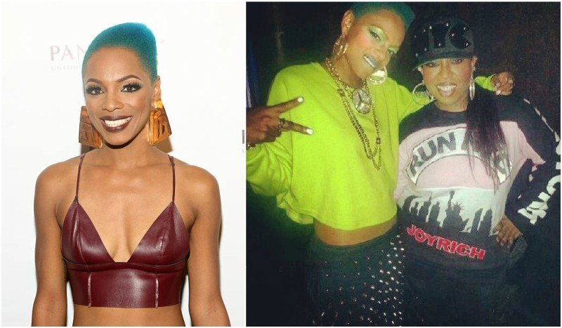 Missy Elliott And Sharaya J