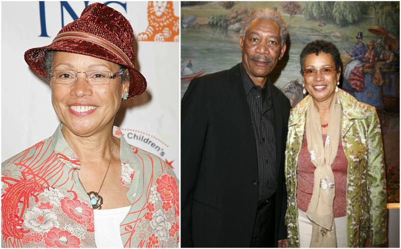 Morgan Freeman's family - ex-wife Mryna Colley-Lee