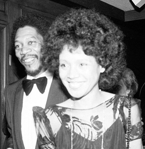 Morgan Freeman's family - ex-wife Jeanette Adair Bradshaw