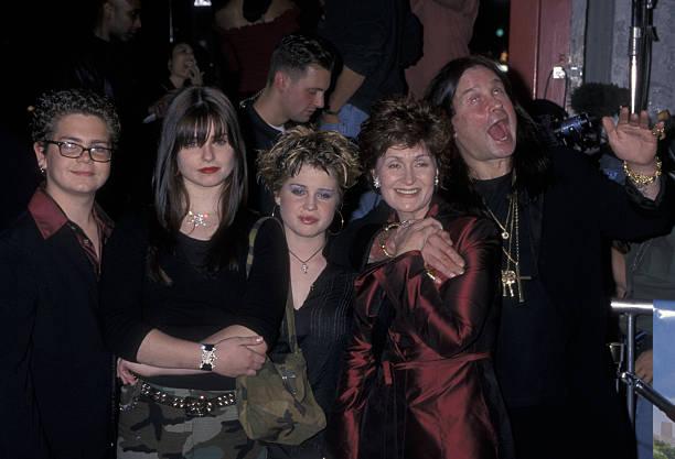 Ozzy and Sharon Osbourne's children