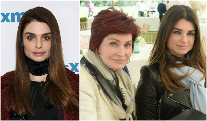 Ozzy Osbourne's children - daughter Aimee Rachel Osbourne