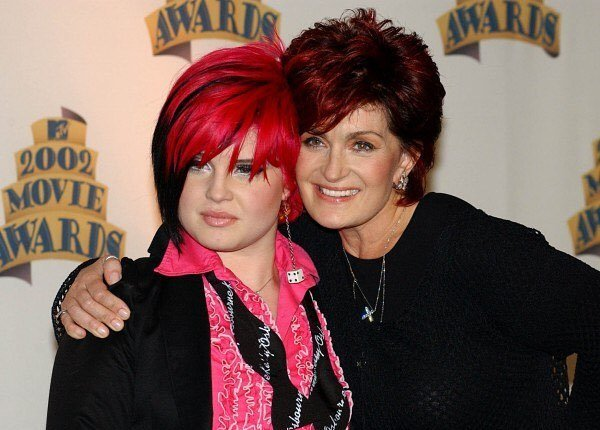 Ozzy Osbourne's children - daughter Kelly Osbourne