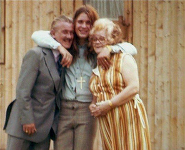 Ozzy Osbourne's family - parents