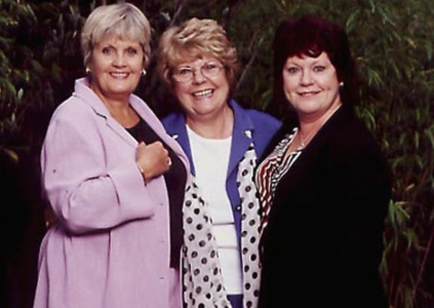 Ozzy Osbourne's siblings - 3 sisters