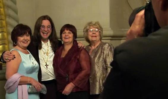Ozzy Osbourne's siblings - 3 sisters