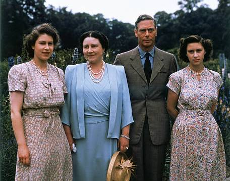 Queen Elizabeth II family