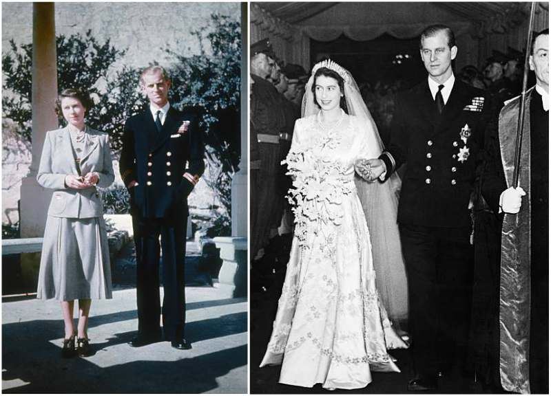 Queen Elizabeth II family - husband Prince Philip