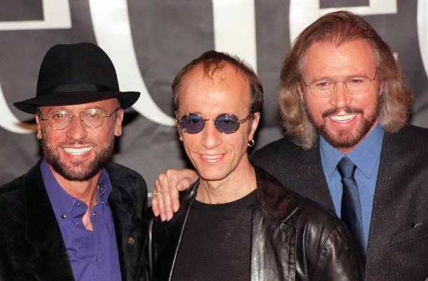 Barry Gibb's siblings - twin brothers Maurice and Robin Gibb
