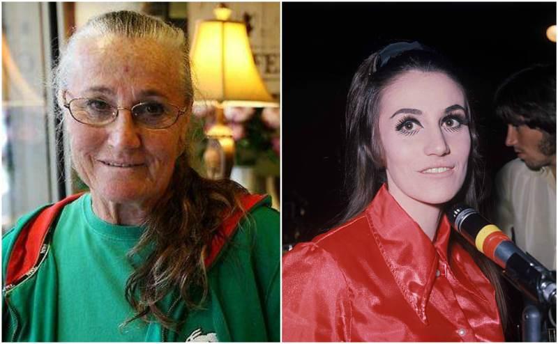 Barry Gibb's siblings - sister Lesley Evans