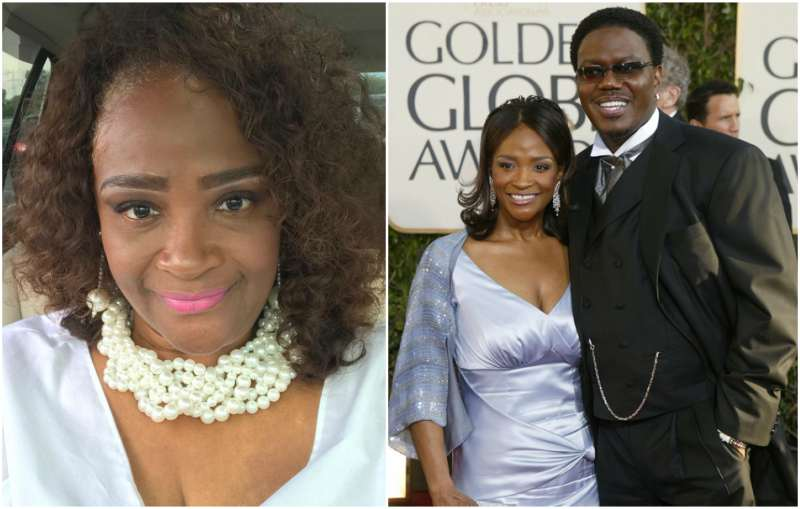 Bernie Mac's family - wife Rhonda McCullough-Gilmore