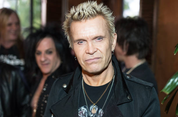 Billy Idol's family: parents, siblings, wife and kids