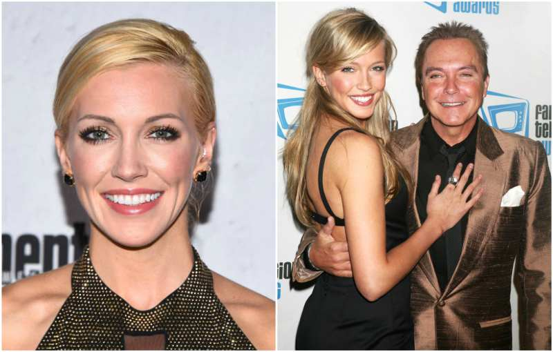 David Cassidy's children - daughter Katie Cassidy