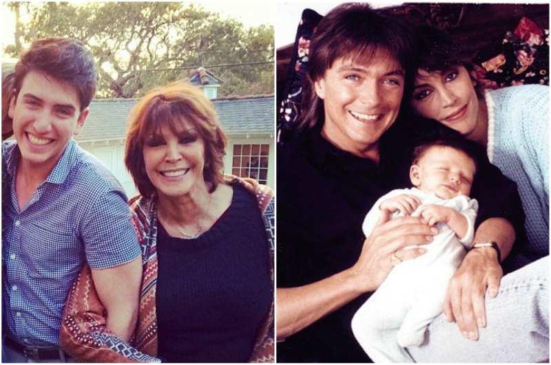 David Cassidy's children - son Beau Cassidy