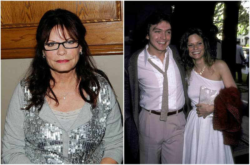 David Cassidy's family - ex-wife Kay Lenz