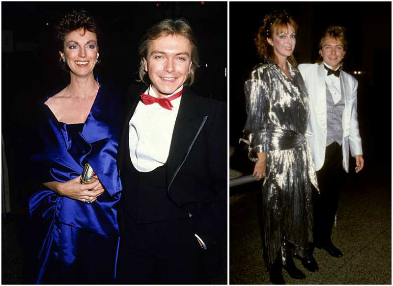 David Cassidy's family - ex-wife Meryl Tanz