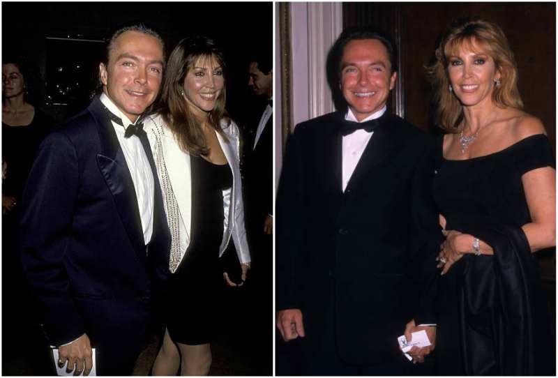 David Cassidy's family - ex-wife Sue Shifrin