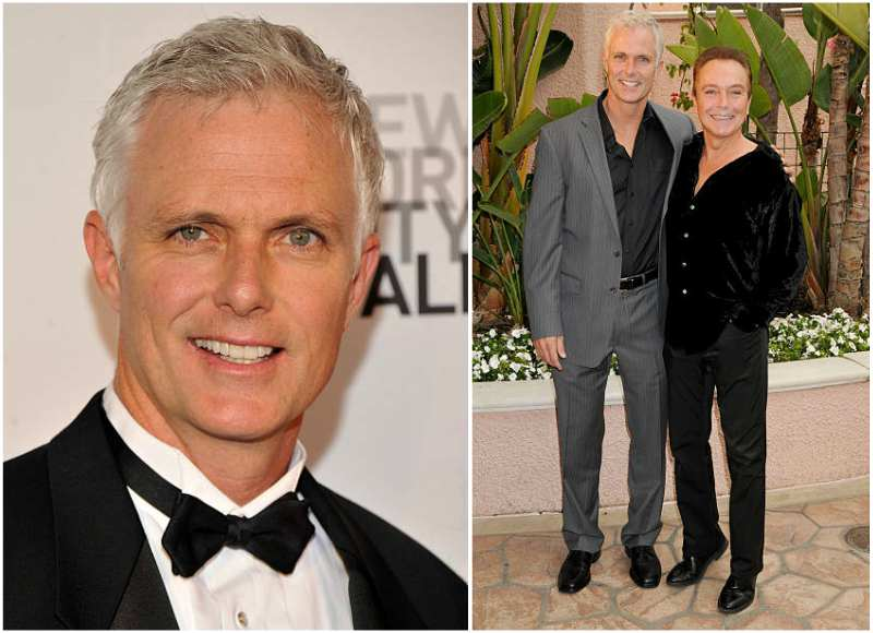 David Cassidy's siblings - half-brother Patrick William Cassidy