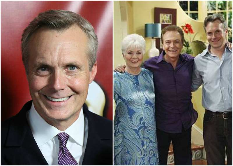 David Cassidy's siblings - half-brother Ryan Cassidy