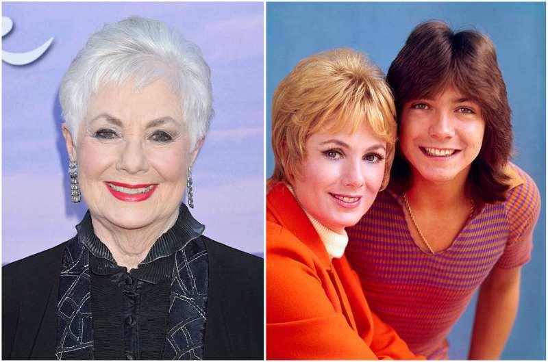 David Cassidy's family - step-mother Shirley Mae Jones