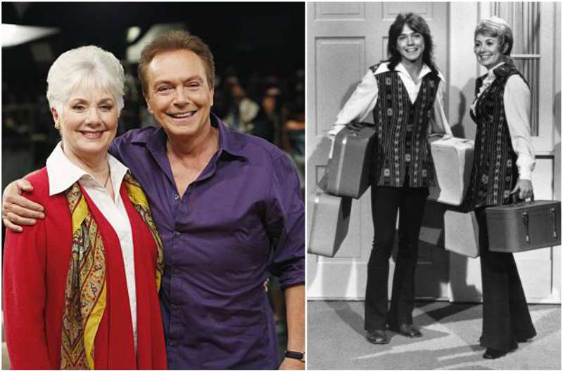David Cassidy's family - step-mother Shirley Mae Jones
