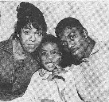 Della Reese's family - ex-husband Leroy Gray