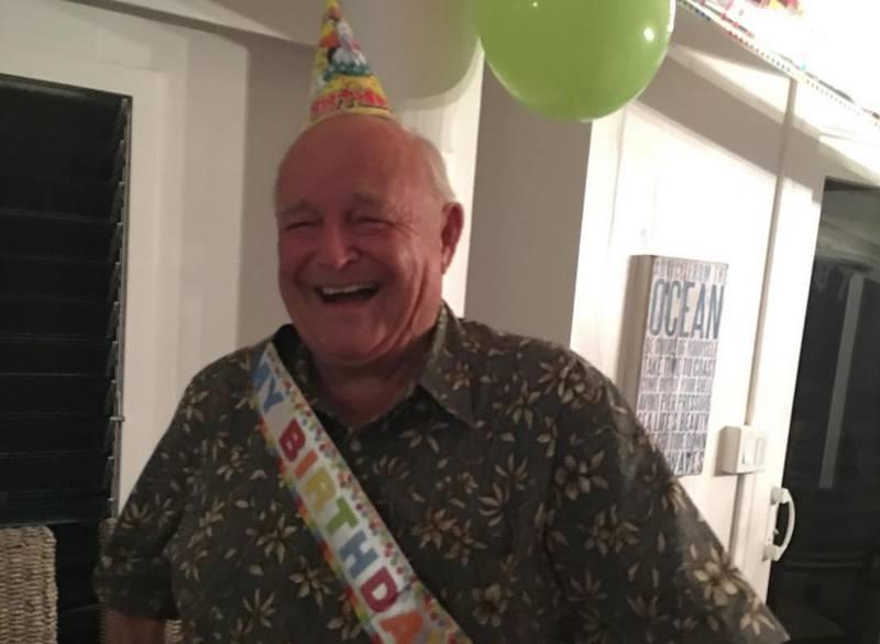 Lucky Blue Smith's family - paternal grandfather Gary Smith
