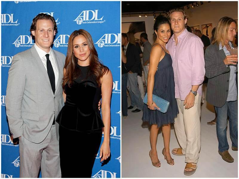 Meghan Markle's family - ex-husband Trevor Engelson