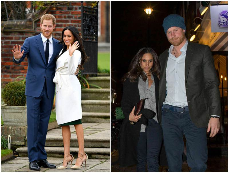 Meghan Markle's family - fiancé Prince Harry