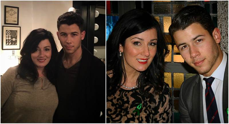 Nick Jonas' family - mother Denise Marie Miller-Jonas