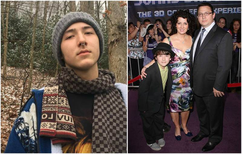 Nick Jonas' siblings - brother Frankie Jonas