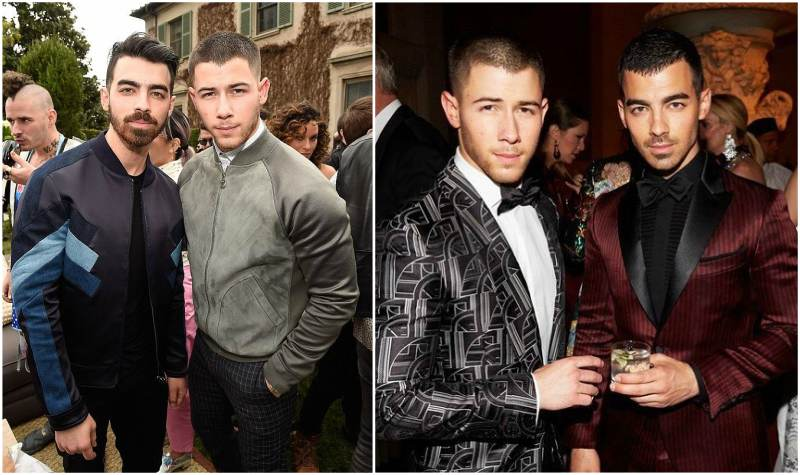 Nick Jonas' siblings - brother Joe Jonas
