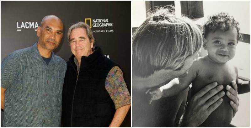 Beau Bridges' children - adopted son Casey Fredrick Bridges