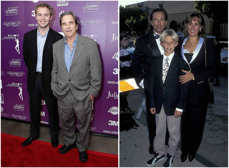 Beau Bridges' children - son Dylan Bridges