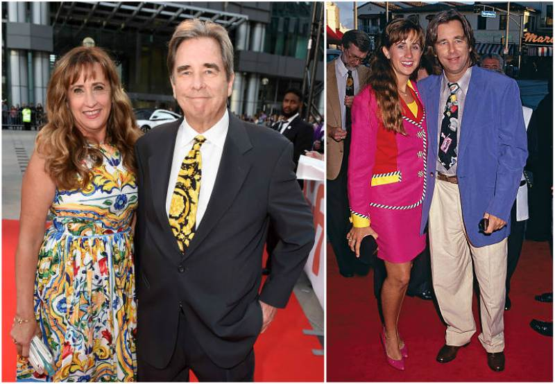 Beau Bridges' family - wife Wendy Treece Bridges