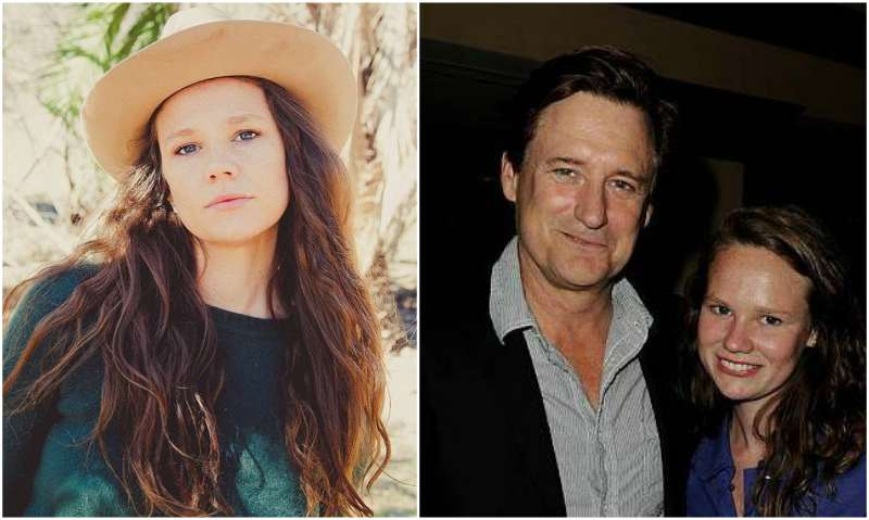 Bill Pullman's children - daughter Maesa Pullman