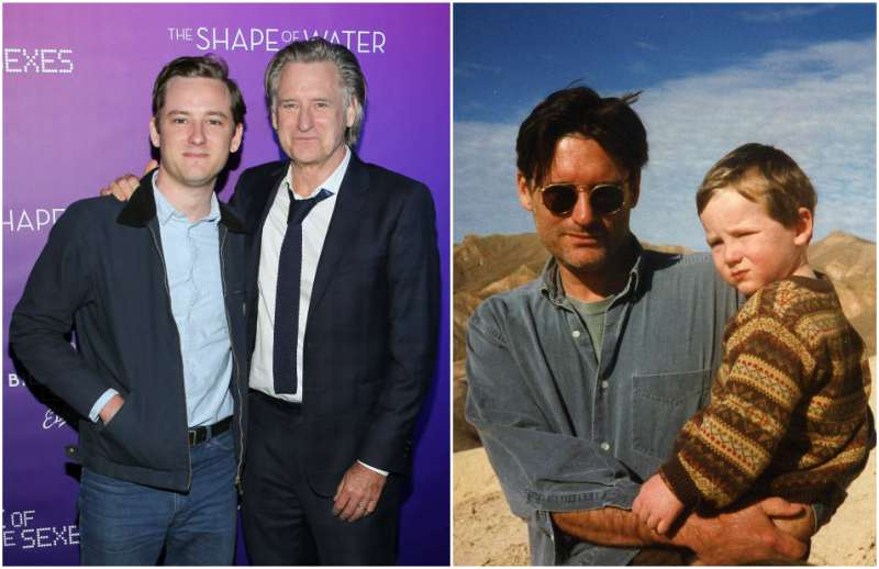Bill Pullman's children - son Lewis Pullman