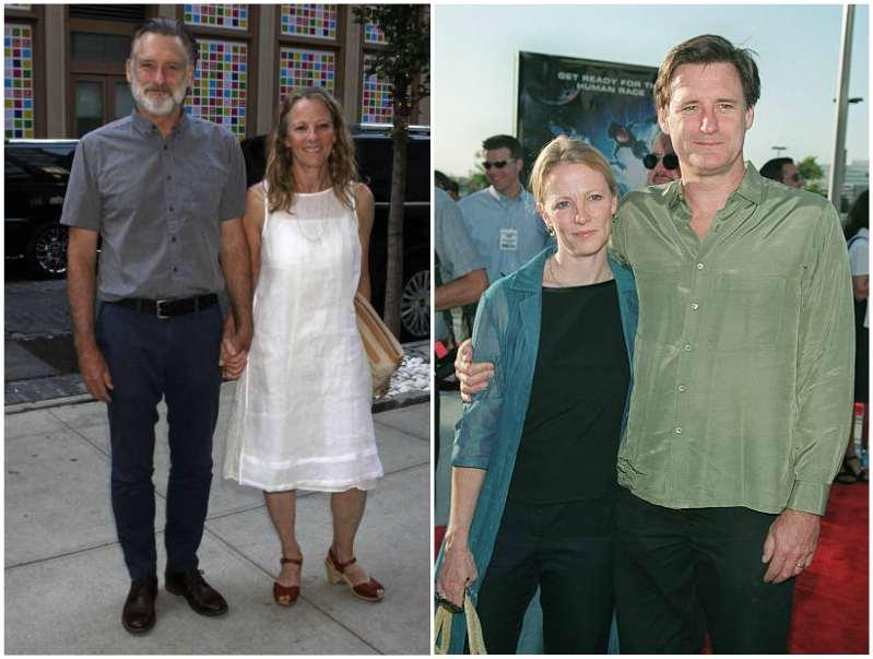 Bill Pullman's family - wife Tamara Pullman (nee Hurwitz)
